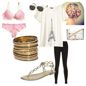 Outfit Summer in Paris von Ann-Sophie Konermann