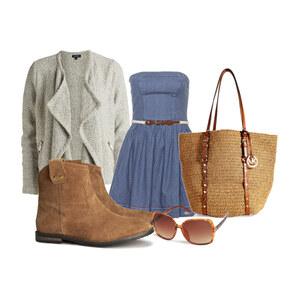 Outfit Spring ! von Nine Kru