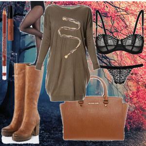 Outfit Sweet Autumn-Look ~ EL-CHLOÉ von Bonnie Elisabeth Chloé
