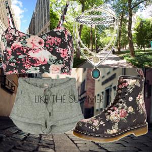 Outfit like the summer :) von Soraya Loch