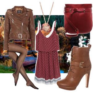 Outfit Herbst Look von Frabau2509
