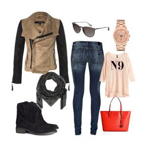 Outfit casual von Elisa Mi
