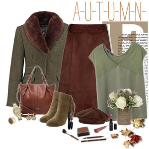 Outfit autumn is beauty von Ania Sz