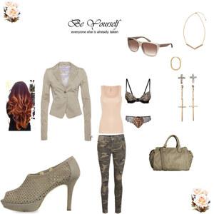 Outfit Alltagsoutfit von elli.ruggiero