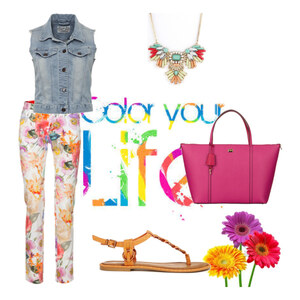Outfit Color your life von f0209jule