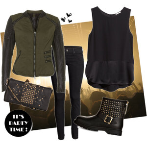 Outfit IT`S PARTY TIME von An NA