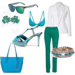 Outfit shopping outfit von Jolanda Faggiano