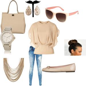 Outfit cashual von Jolanda Faggiano
