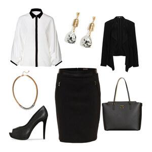 Outfit Buisness-Woman von Anjuscha Küchler