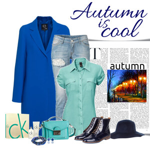 Outfit autumn is cool von Ania Sz