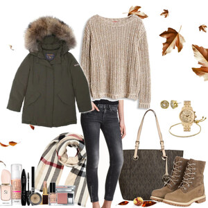 Outfit Golden Autumn von Natalie