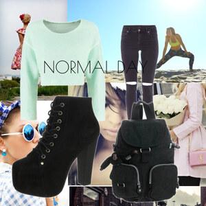 Outfit normal day von Soraya Loch