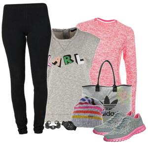 Outfit sport von Ania Sz