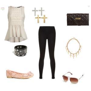 Outfit schlicht und lässig :) von Michelle Weber