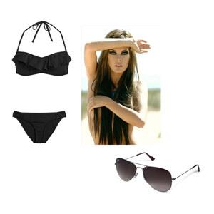 Outfit Beach von Annika Emma Arnold