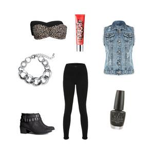Outfit go wild von Annika Emma Arnold