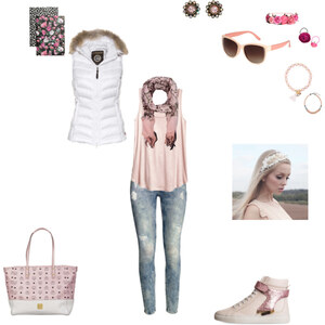 Outfit Sporty von elli.ruggiero