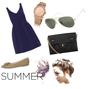 Outfit Sommer und Sonne  von Jeanine