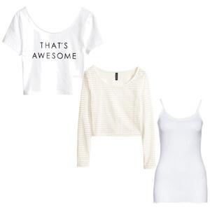 Outfit White von jkbnerad