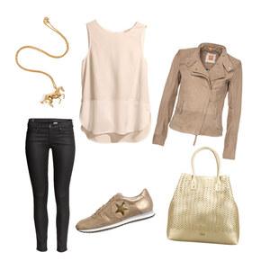 Outfit Schoolday von Anjuscha Küchler