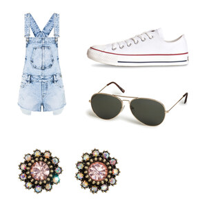 Outfit Hipster Model von Liisa Sonntag