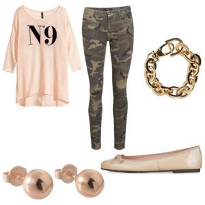 Outfit Hipster Mode von Liisa Sonntag
