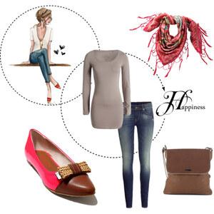 Outfit Happiness von eine_hexe