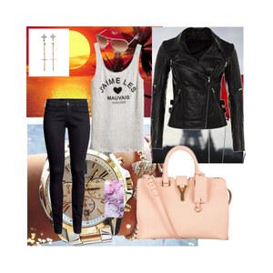 Outfit Stadtbummel von luisa