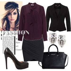Outfit Busniss <3 von Nisa