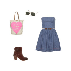 Outfit Sommer Outfit von luisa