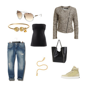 Outfit sunday chill von lisamais