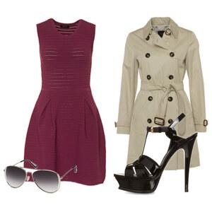 Outfit weiß nicht von Natalie Schonefeld