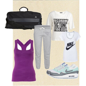 Outfit love sports von Cupcacke*