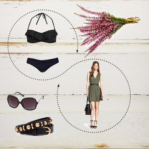 Outfit Strand, Sonne & Meer... von Lilly_x8x8