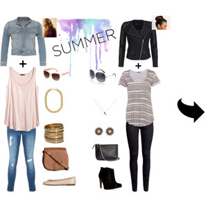 Outfit Summer von Jasemin