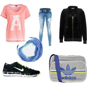 Outfit Sportlich in den Frühling von Julia Praller