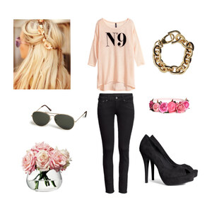 Outfit Queen von Marie Lois