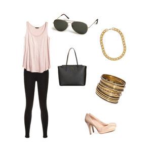Outfit Schoollook von Lauraa