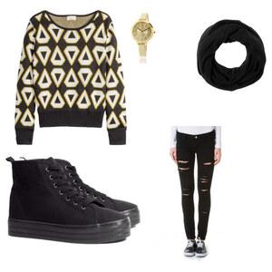 Outfit Chiller von JaquelineKrst