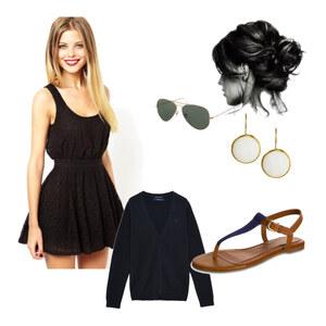 Outfit frühling let's go von magdalena