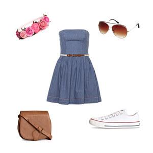 Outfit Hilfiger von Annika Emma Arnold