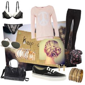 Outfit cool und bequem von franziskaalschweig