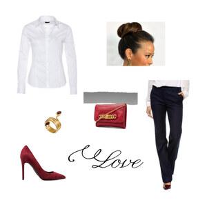 Outfit Elegant von Marie Lois