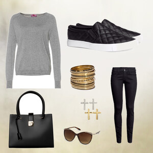 Outfit simple cool von Maria Giebe