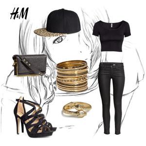 Outfit H&M  von Lilly_x8x8
