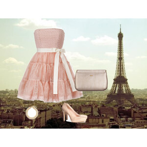 Outfit Like a day in Paris von Hollyland
