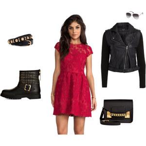 Outfit BikerGirl von MadameLea