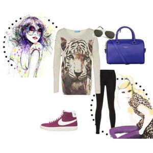 Outfit Miau von MadameLea