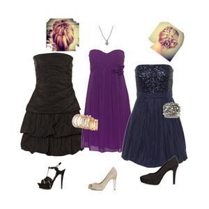 Outfit glamour  von eheweib13