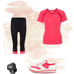 Outfit Joggen von merle-brakel